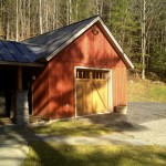 Garage Addition, Warren, VT